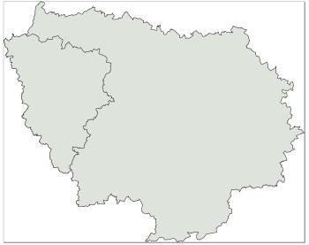 Inkscape - Cartographie: la perspective pour focaliser les données