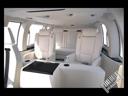 Luxueux int rieur d 39 avion par bbdc paperblog for Avion de luxe interieur
