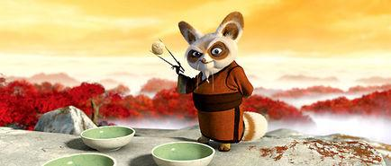 Kung fu panda everybody was kung fu fighting voir - Maitre kung fu panda ...