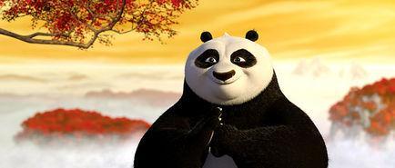Kung fu panda everybody was kung fu fighting voir - Singe kung fu panda ...