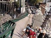 Cachemire pakistanais après tremblement terre