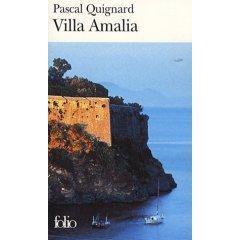 Villa Amalia**/Pascal Quignard (2006)