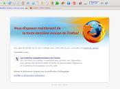 Passer Firefox