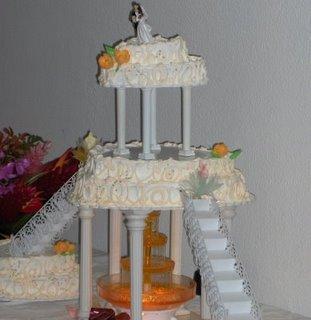 pas fan des gâteaux à la crème...mais japprécie le travail de ...