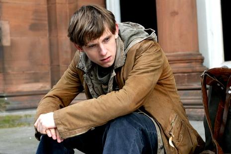 Jamie Bell. Pretty Pictures