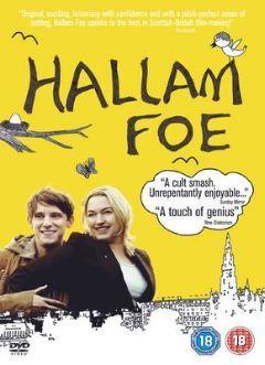 'Hallam Foe' dvd cover