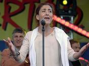 Concert pour libération tous otages Colombie.
