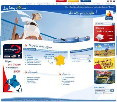 etourisme.info, e-tourisme.info, sables d'olonne, vacances sables d'olonne