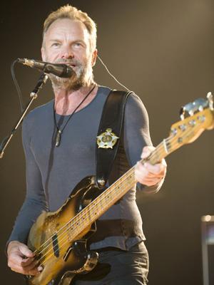 Sting chante et s'engage pour le Tibet !