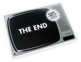 This is (not) the end, my friend
