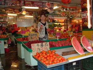 C'est la saison des fruits à Taiwan !