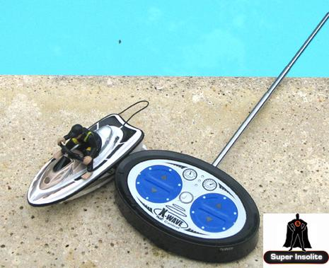 scooter des mers télécommandé silverlit
