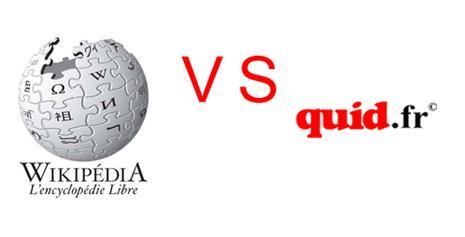wikipédia vs quid