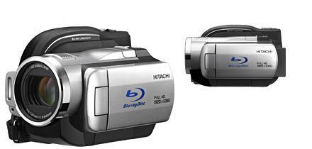 Camescope HD Hitachi DZ-BD10H