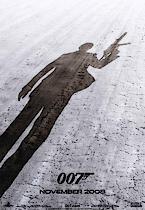 Quantum of Solace : nouvelle affiche teaser & date de sortie…