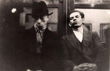 The Passengers, New York, 1938