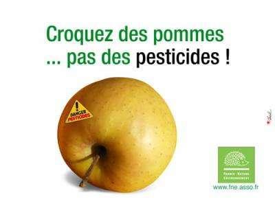 94 % des foyers français contaminés aux pesticides
