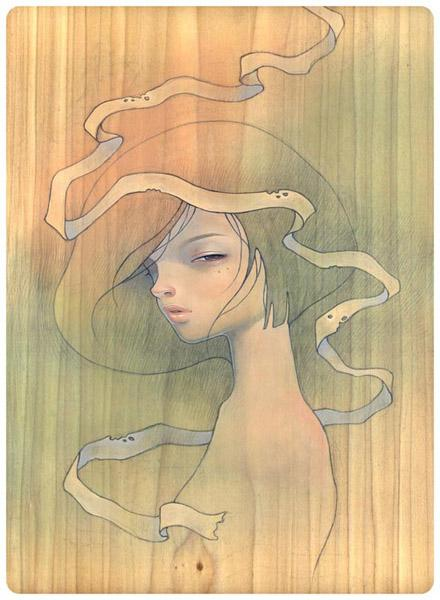 Audrey Kawasaki Animals