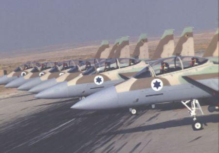 Israël prépare des frappes éventuelles contre l'Iran.