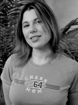 Susan Polgar, 4 fois championne du Monde d'échecs