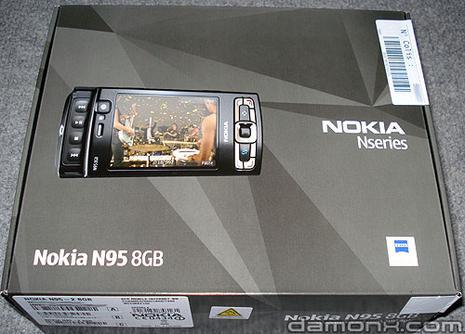 Smartphone Nokia N95 8gb