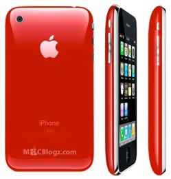 iPhone_RED image