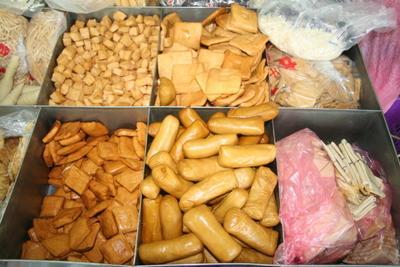 Blog de taiwaninside : Taiwan, vue de l'intérieur, Le tofu : tofu sec ( do gan)