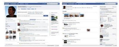facebook nouvelle interface