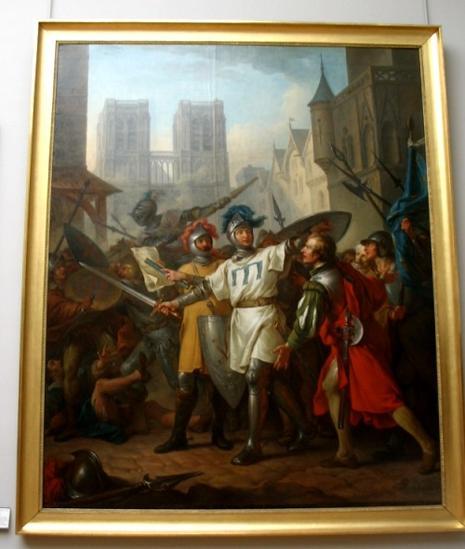 Une autre peinture d'histoire