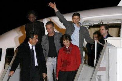Sarkozy et Obama : raisons et récupération