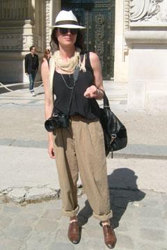 Garance Doré, Un pantalon d'homme