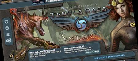 Tabula Rasa - JeuxOnline