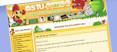 Astu-Prizee