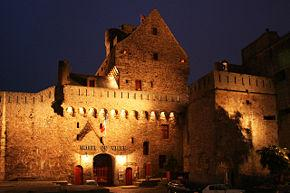 Le chateau de Saint-Malo