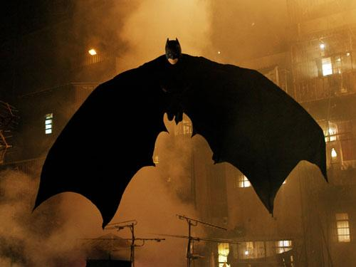 The dark Knight de Christopher Nolan