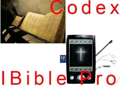 Codex, Ibible Pro