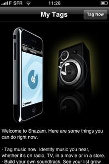 Shazam_iPhone_1 image