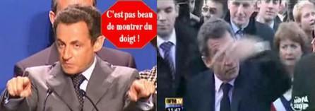 Sarkozy ou le paradigme de l'Inefficacité