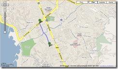 google-map-pieton