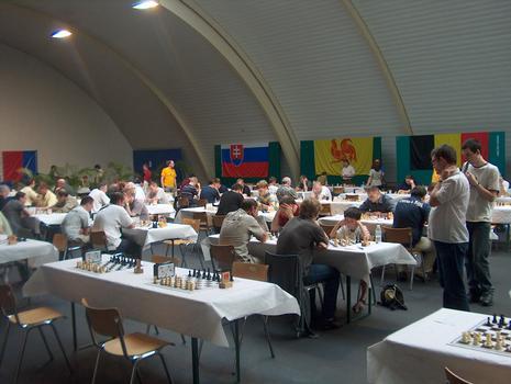 Open International du Pays de Charleroi 2008