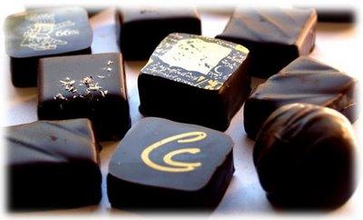 les bons chocolats de Genève !
