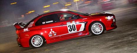 Mitsubishi, 2008, Evolution X, l'héritière...