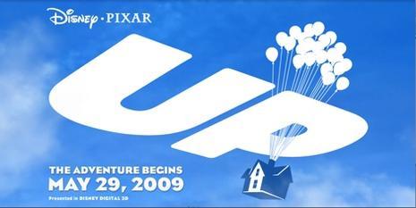Teaser Pixar 2009 : Là Haut (Up)