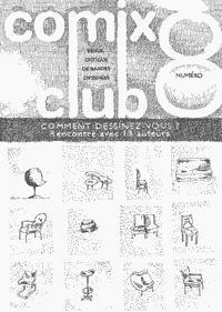 Comix Club n°8