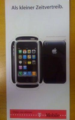 iPhone 3G T-Mobile humour