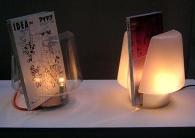 Reading-Lamp © bureaudebank.nl