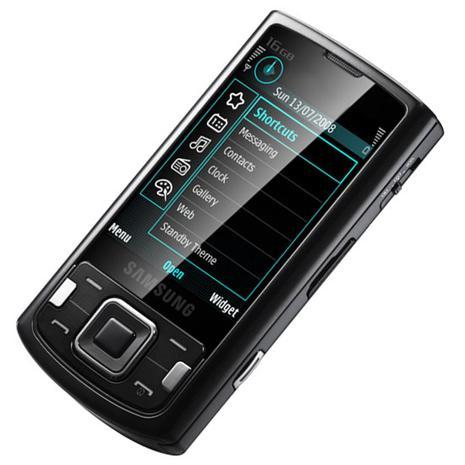 Samsung i8510 avec APN 8 MegaPixels