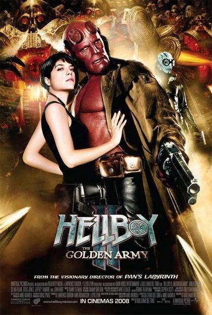 HellBoy 2 débarque dans les salles le 29 octobre