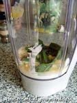 Concombre à la menthe et au yaourt