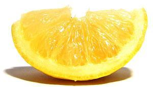 Quartier de citron